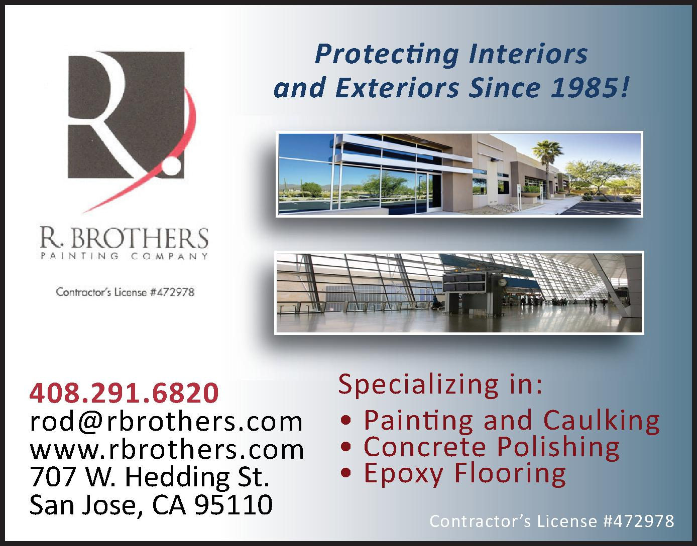 R Brothers Painting