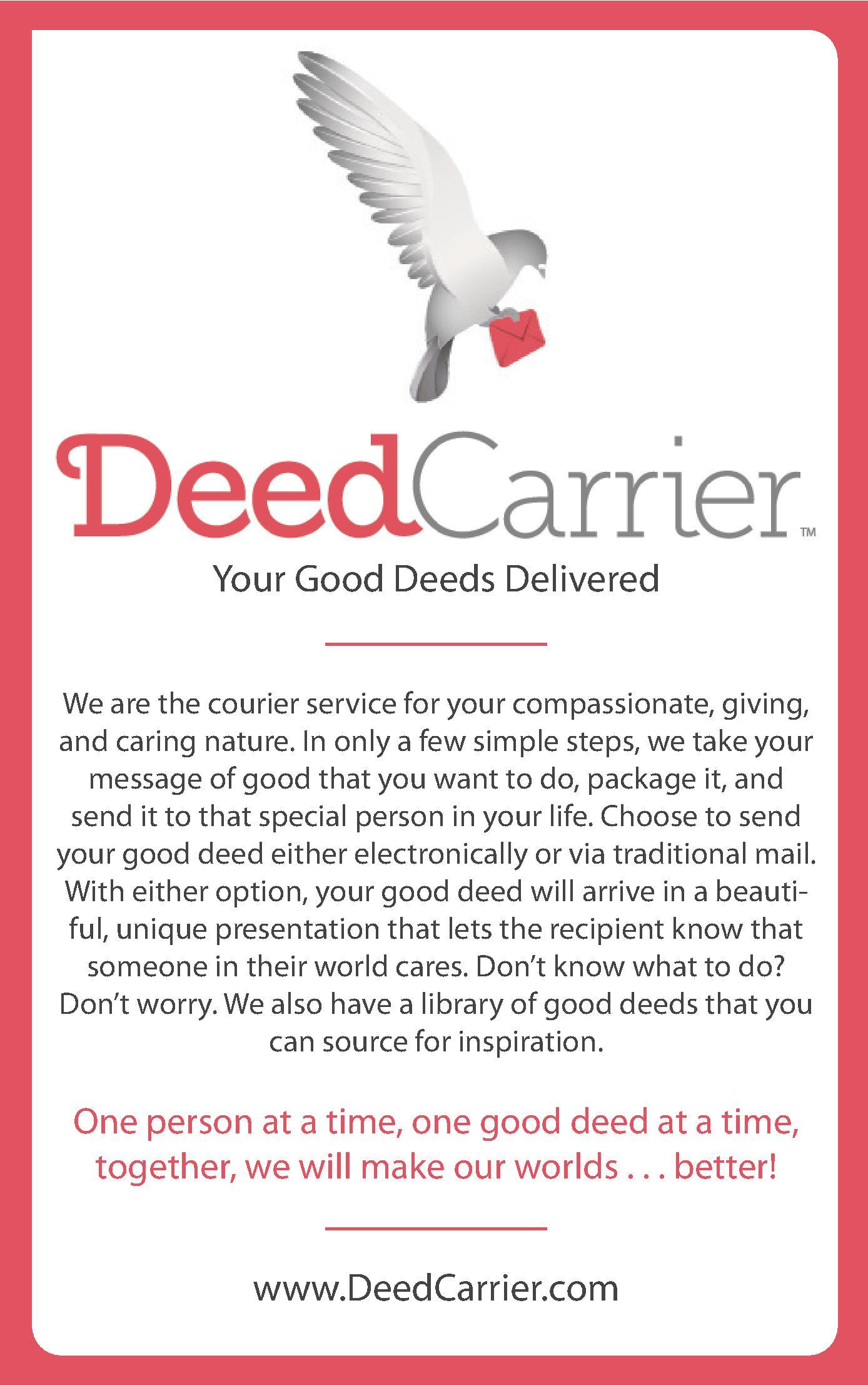 DeedCarrier