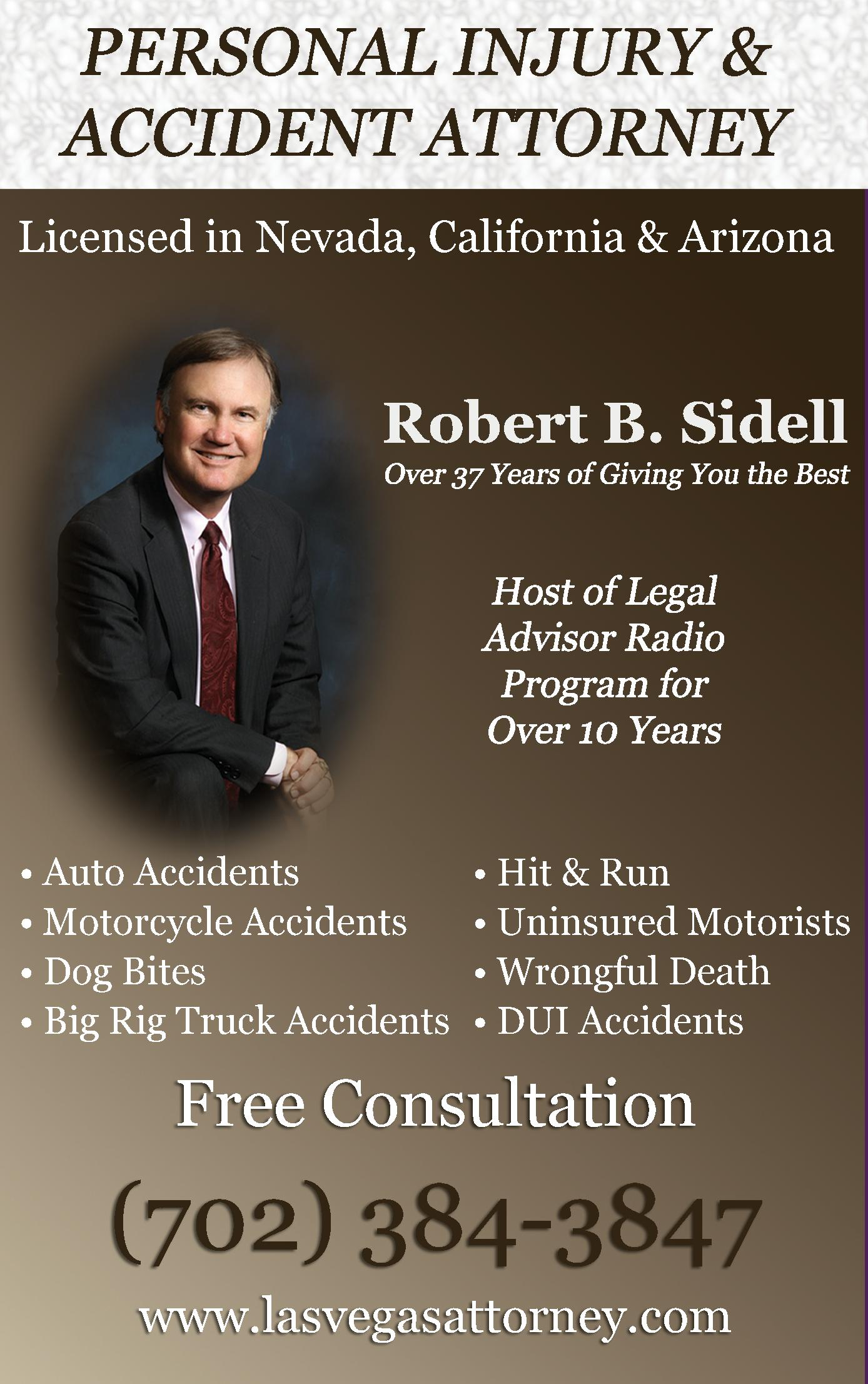 Robert Sidell, Attorney at Law