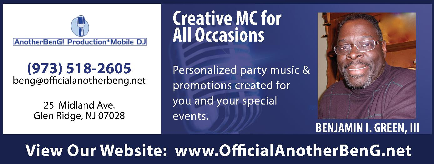 AnotherBenG! Production~Mobile DJ~Creative PR
