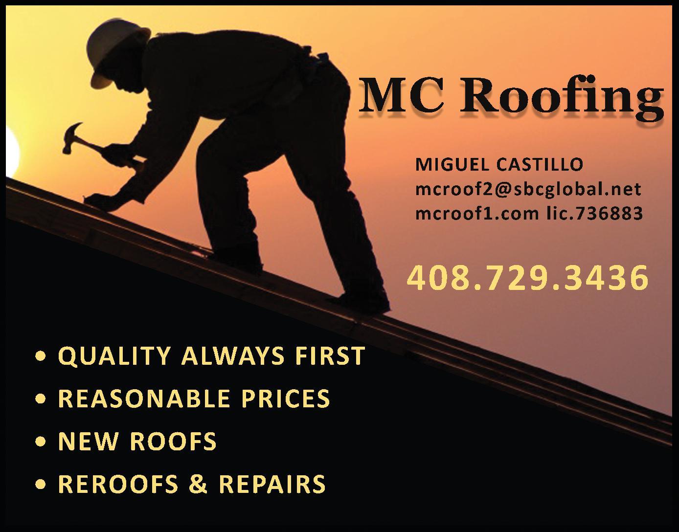 MC Roofing