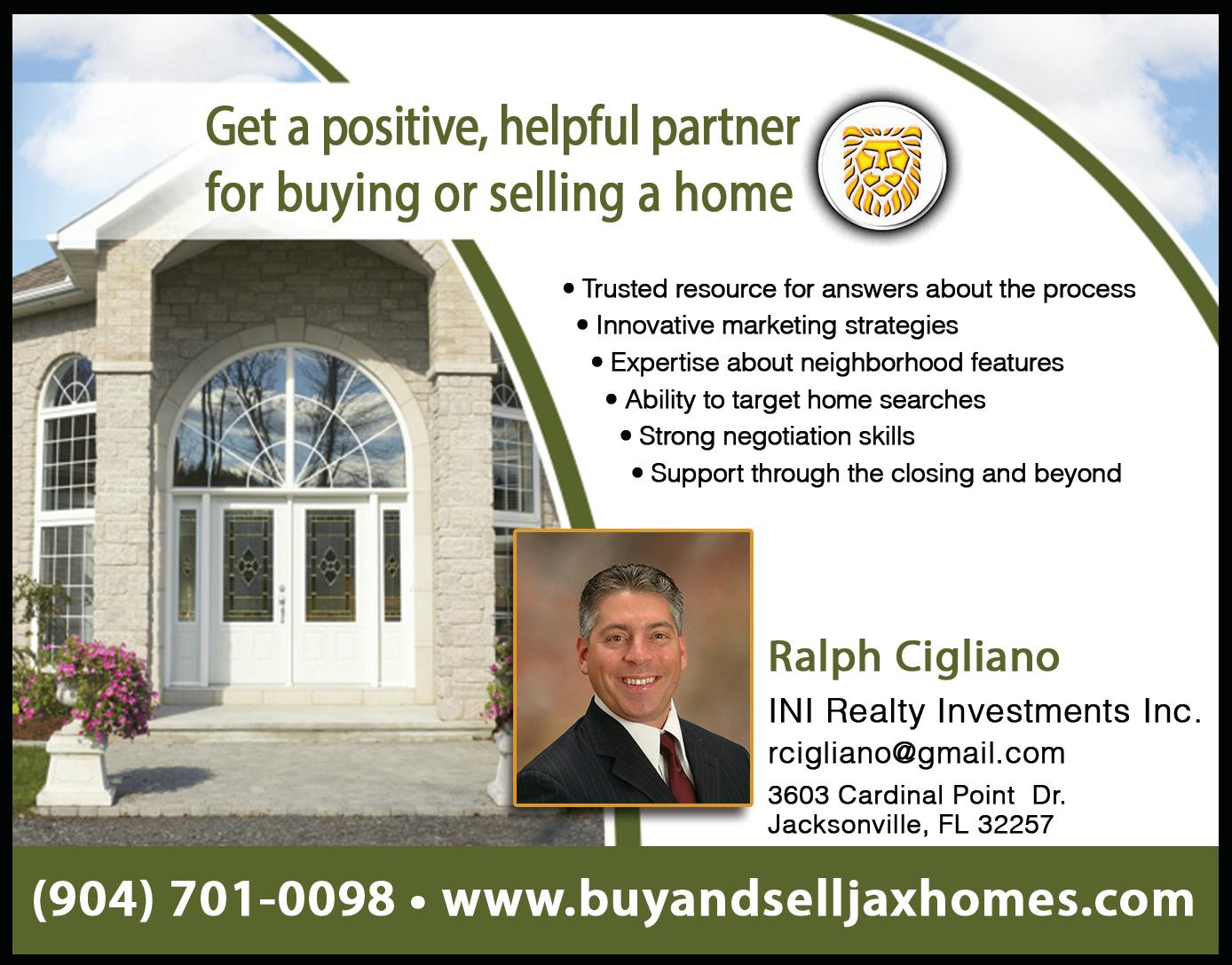 INI Realty Investments Inc.