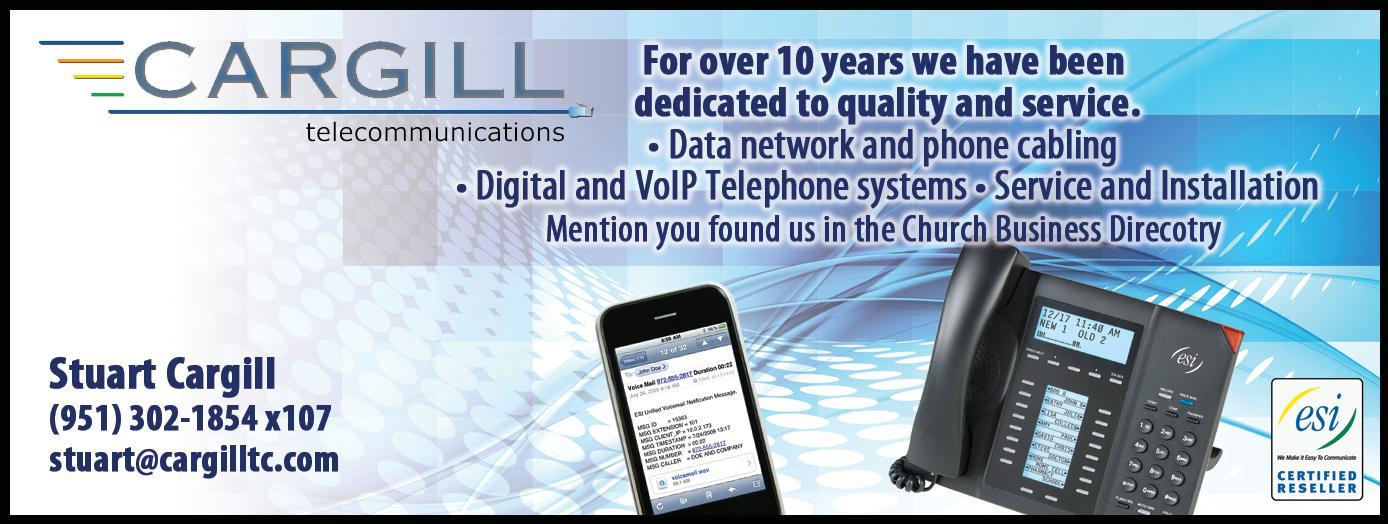 Cargill Telecommunications