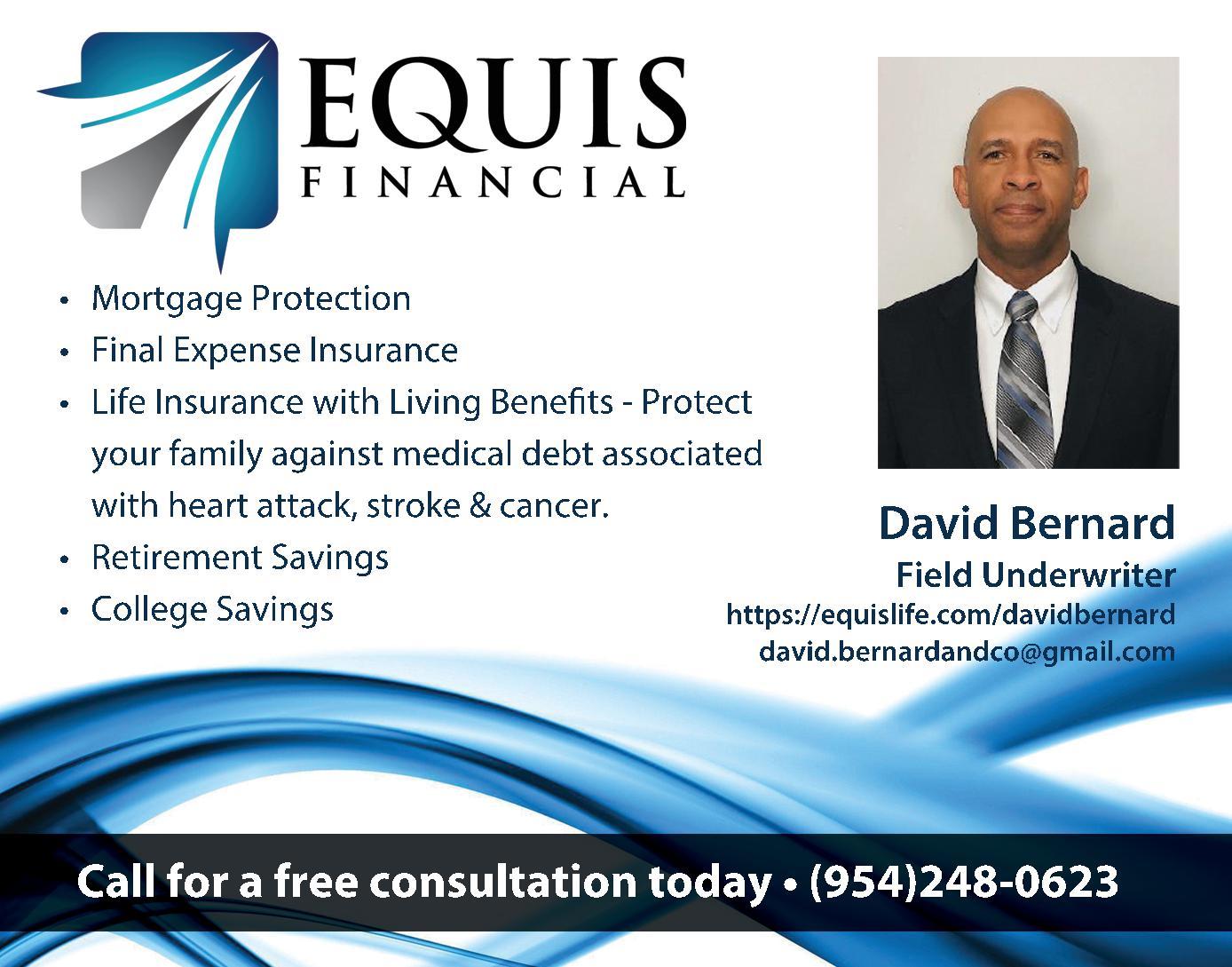 Equis Financial - Bernard & Co Agency