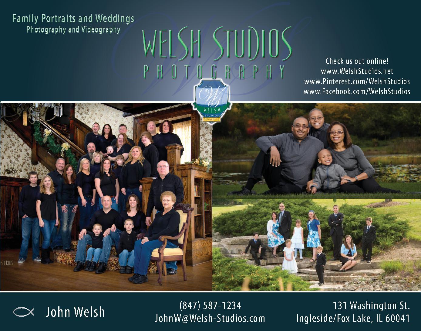 Welsh Studios Photography