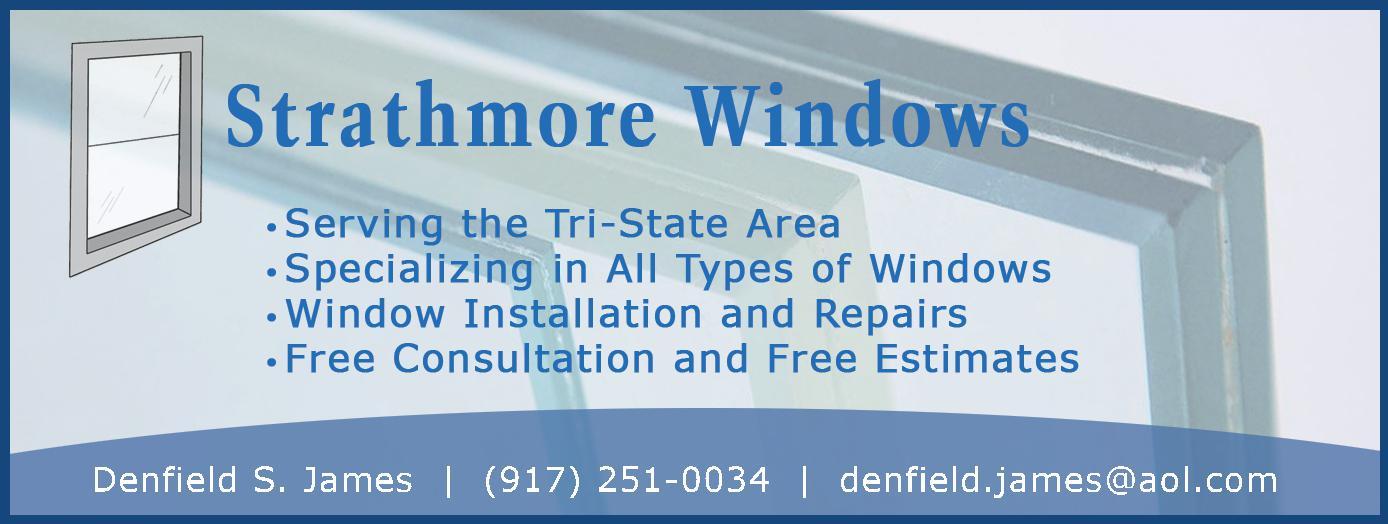 Strathmore Windows