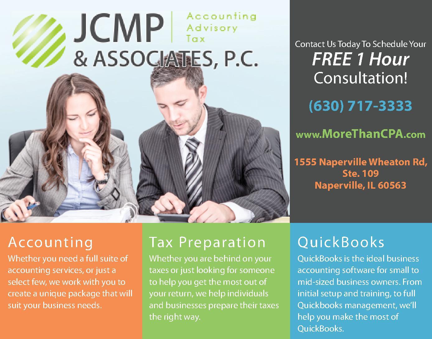 JCMP & Associates P.C.