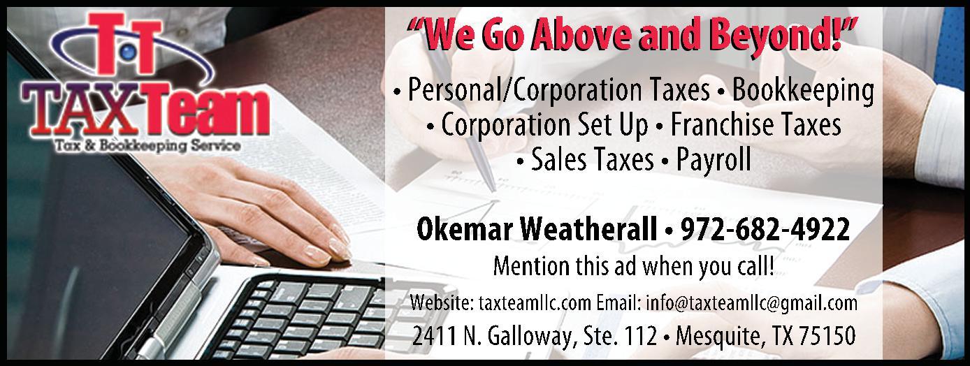 Tax Team LLC