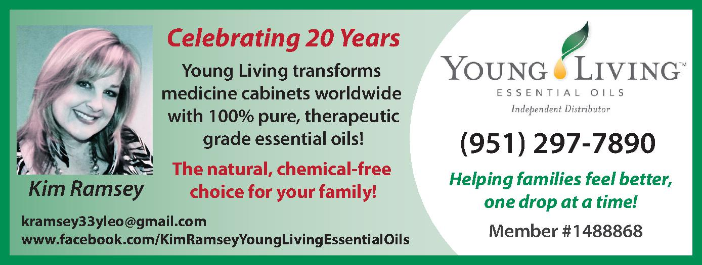 Young Living Essential Oils - Ramsey
