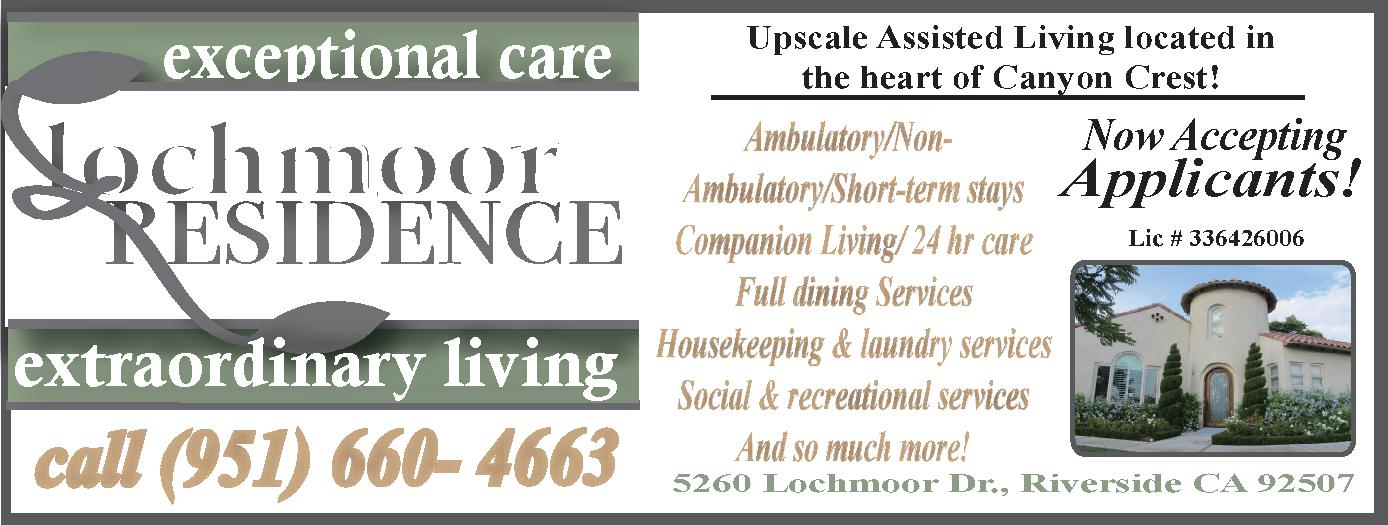 Lochmoor Residence Assisted Living