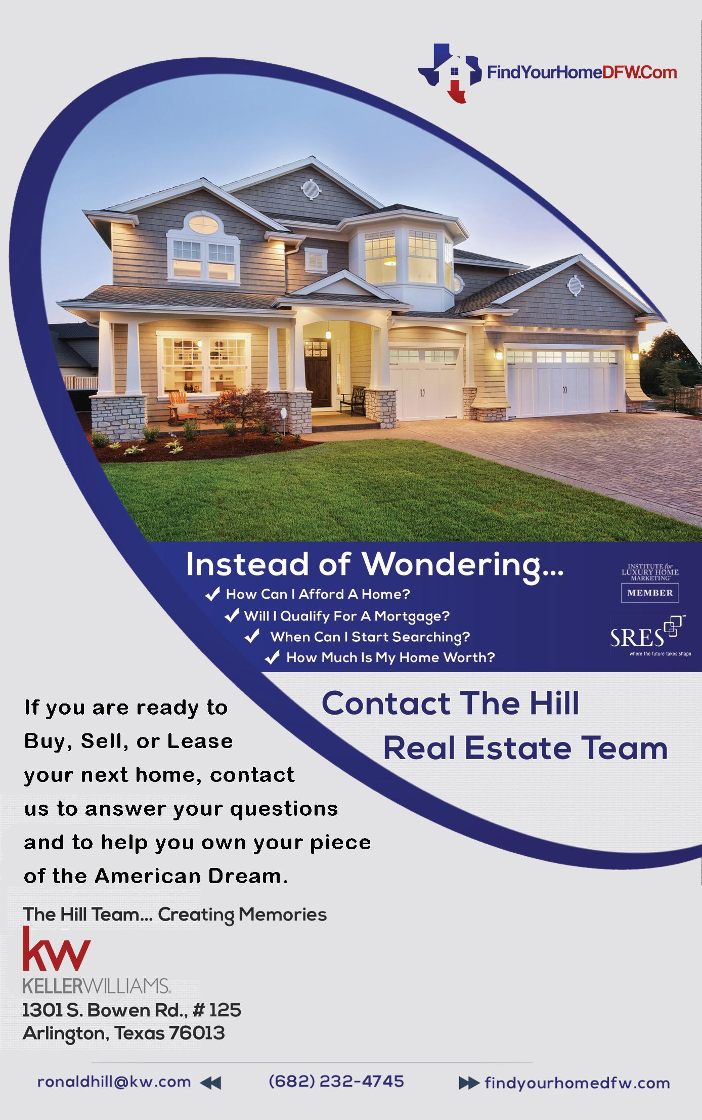 Keller Williams Realty - Hill