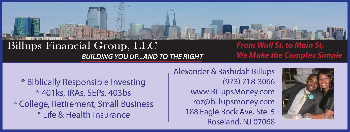 Billups Financial Group, LLC