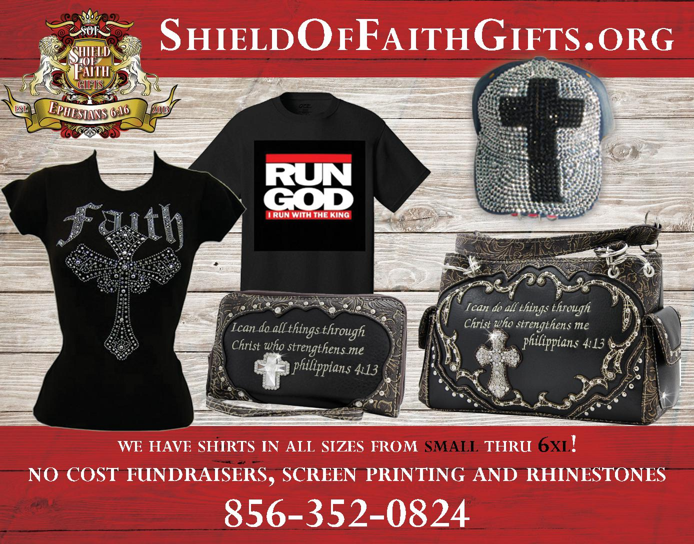 Shield of Faith Gifts