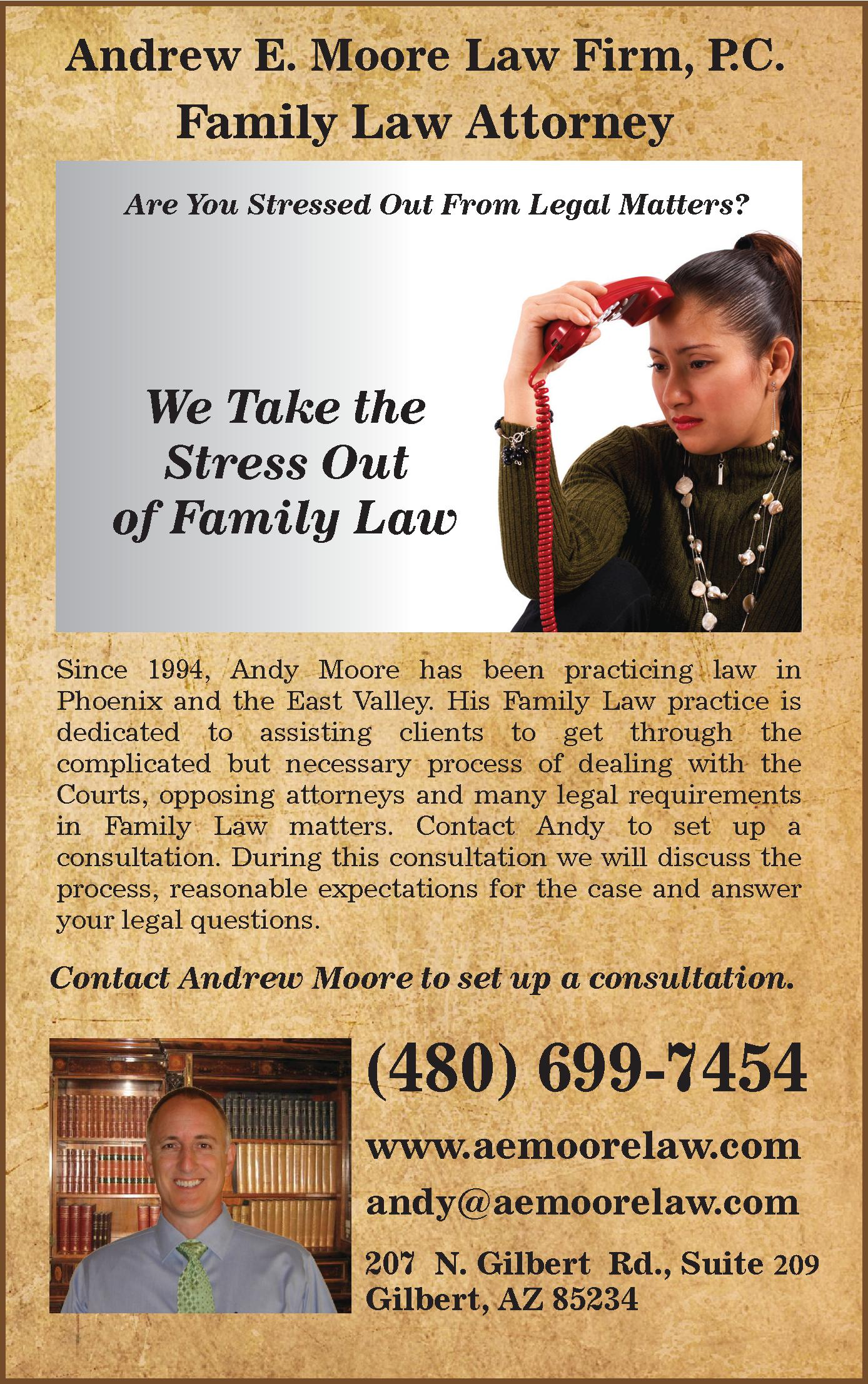 Andrew E. Moore Law Firm, P.C.