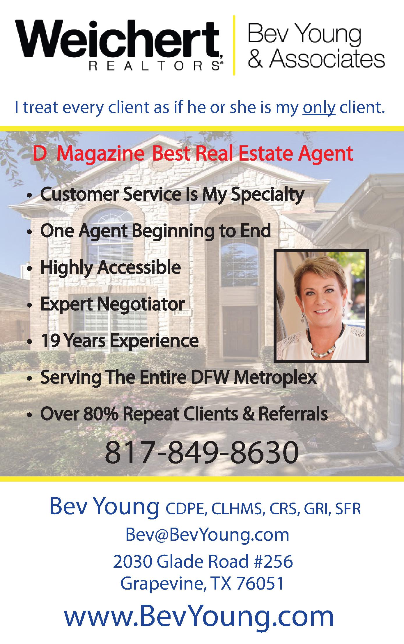 Weichert, Realtors – Bev Young & Associates