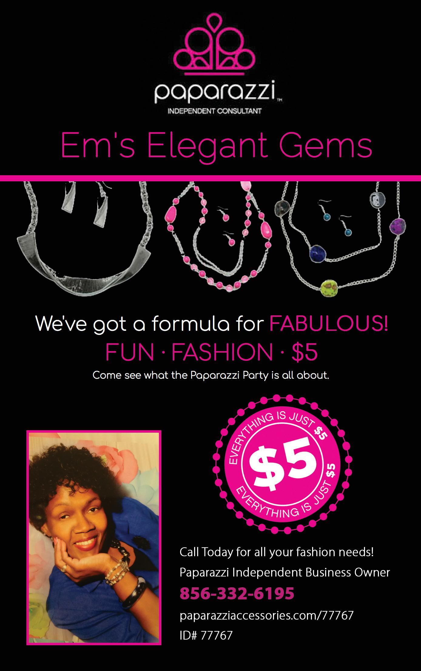 Em's Elegant Gems