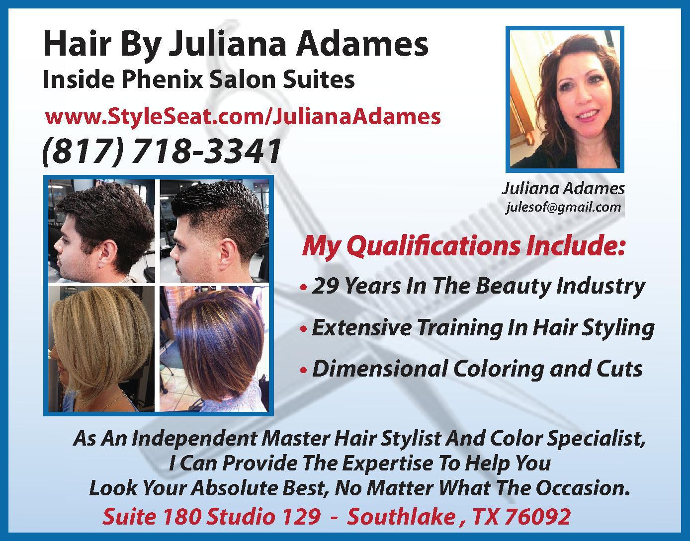 Hair By Juliana Adames
