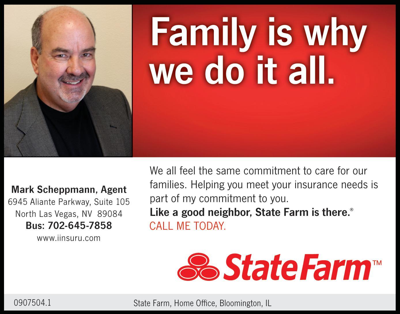 State Farm Insurance - Aliante