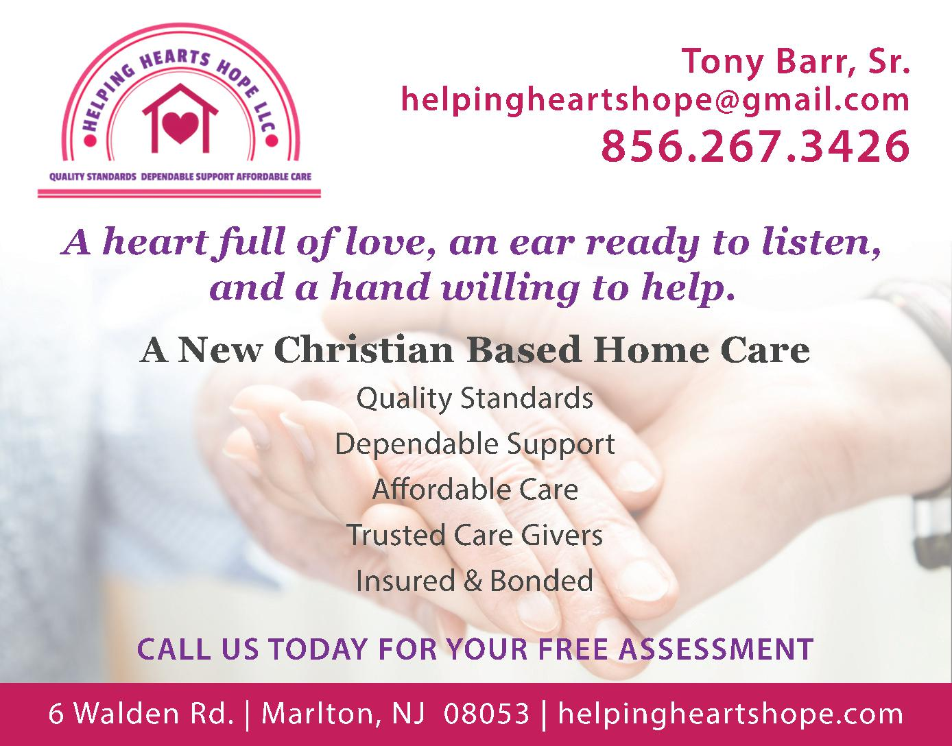 Helping Hearts Hope LLC