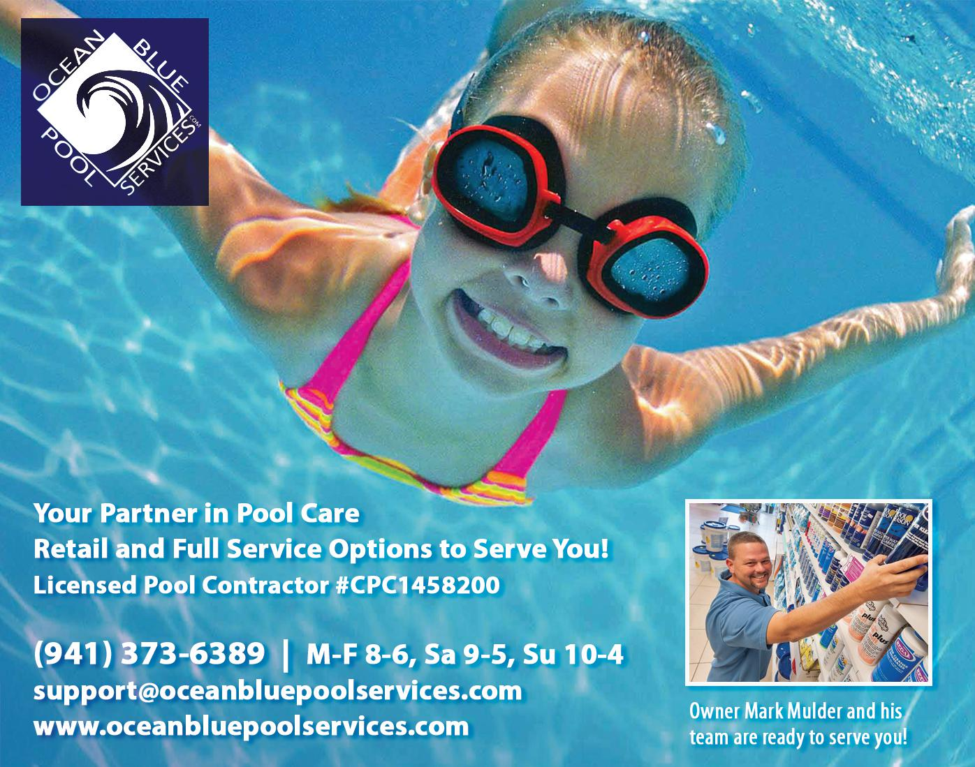 Ocean Blue Pool Supply & Services