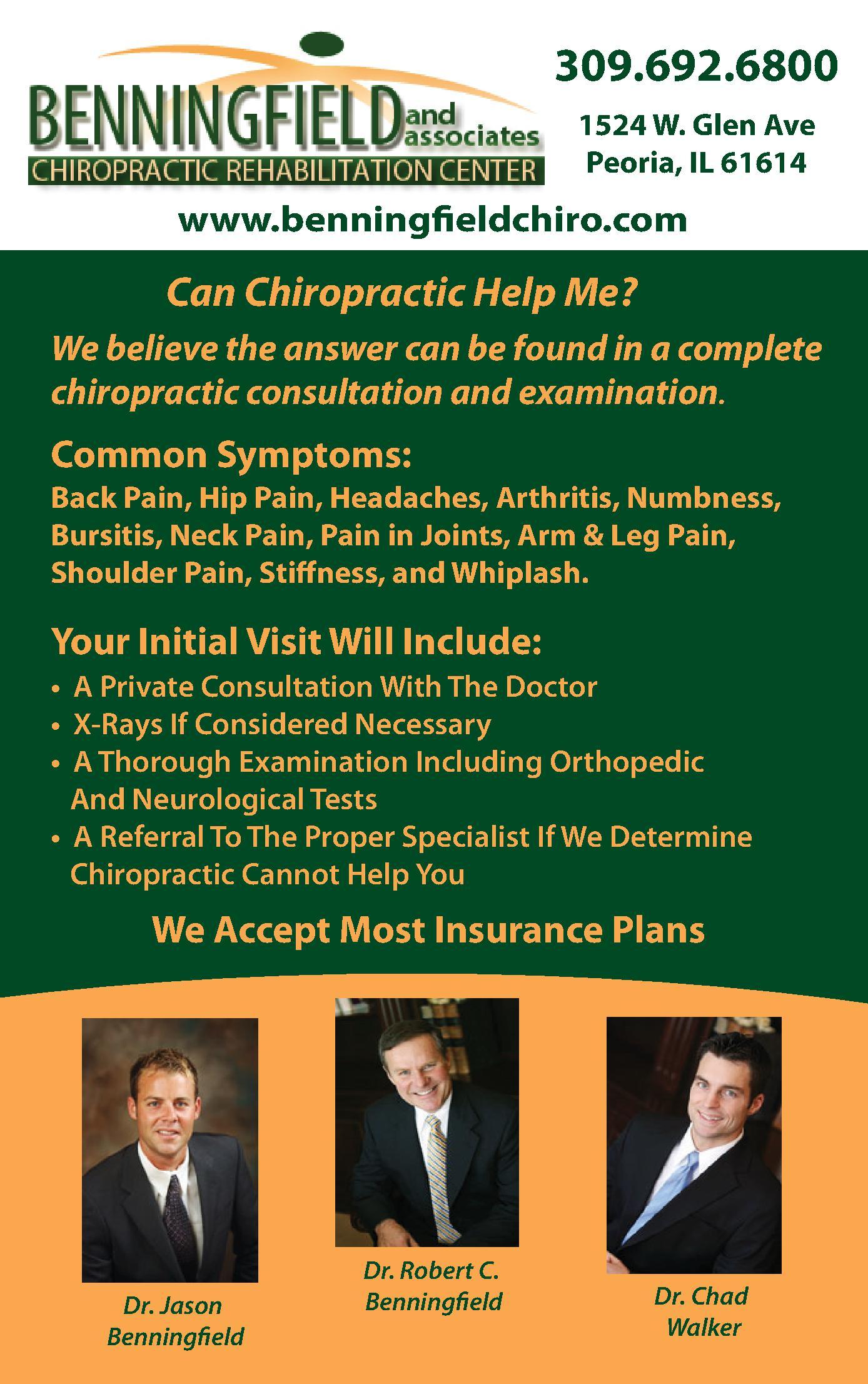 Benningfield Chiropractic