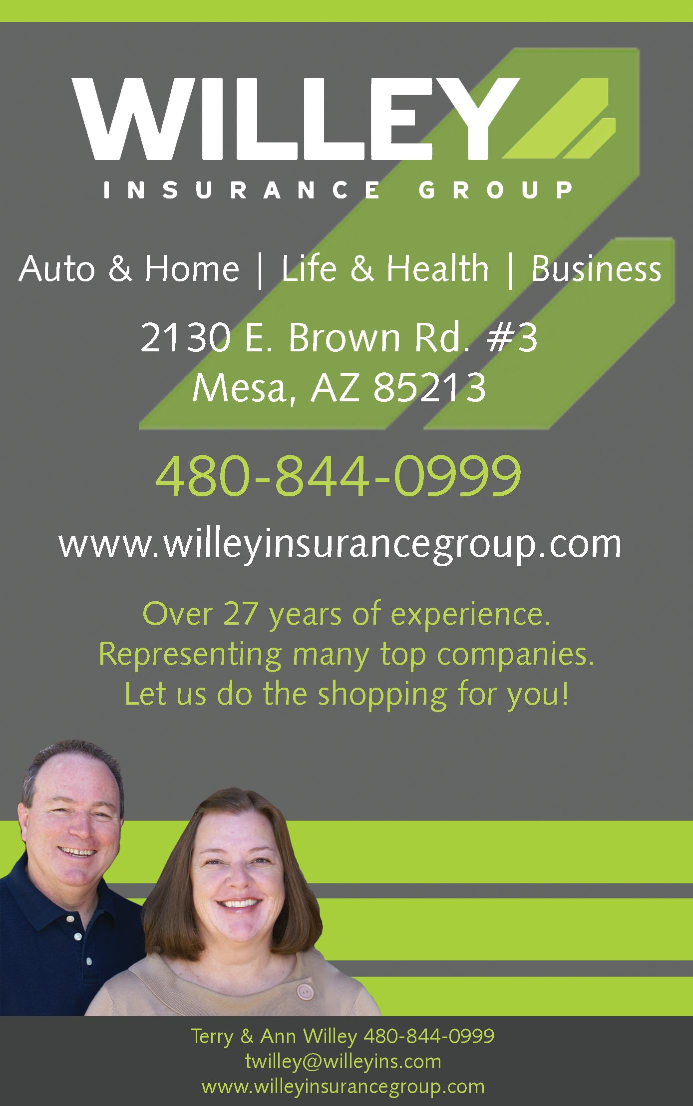 Willey Insurance Group, Inc.