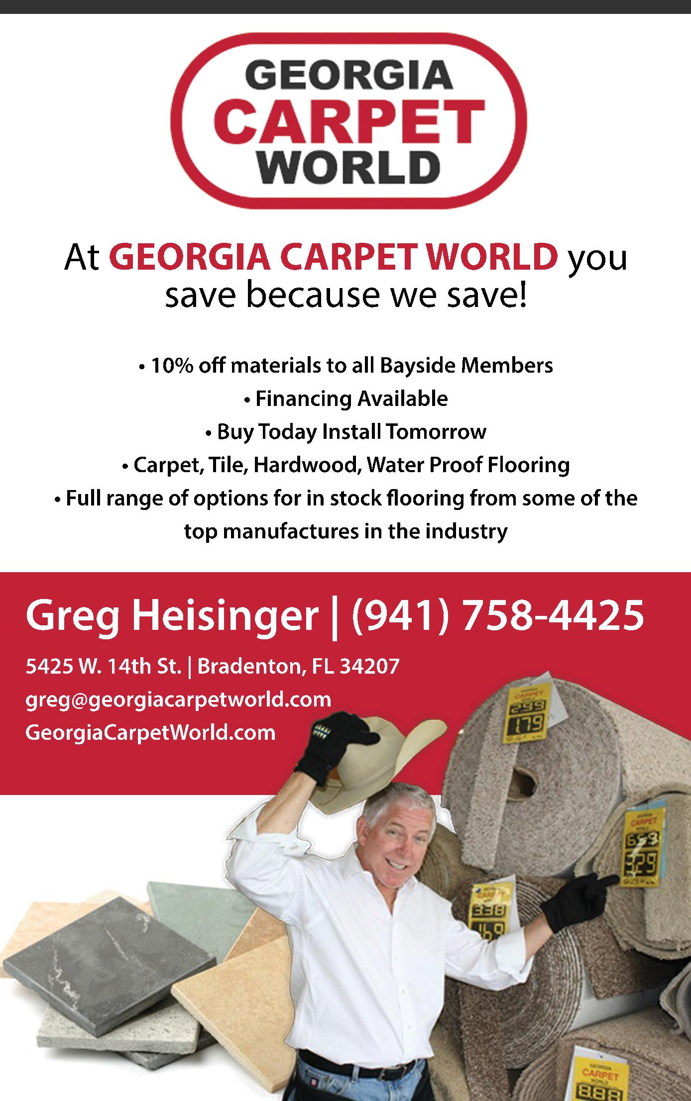 Georgia Carpet World