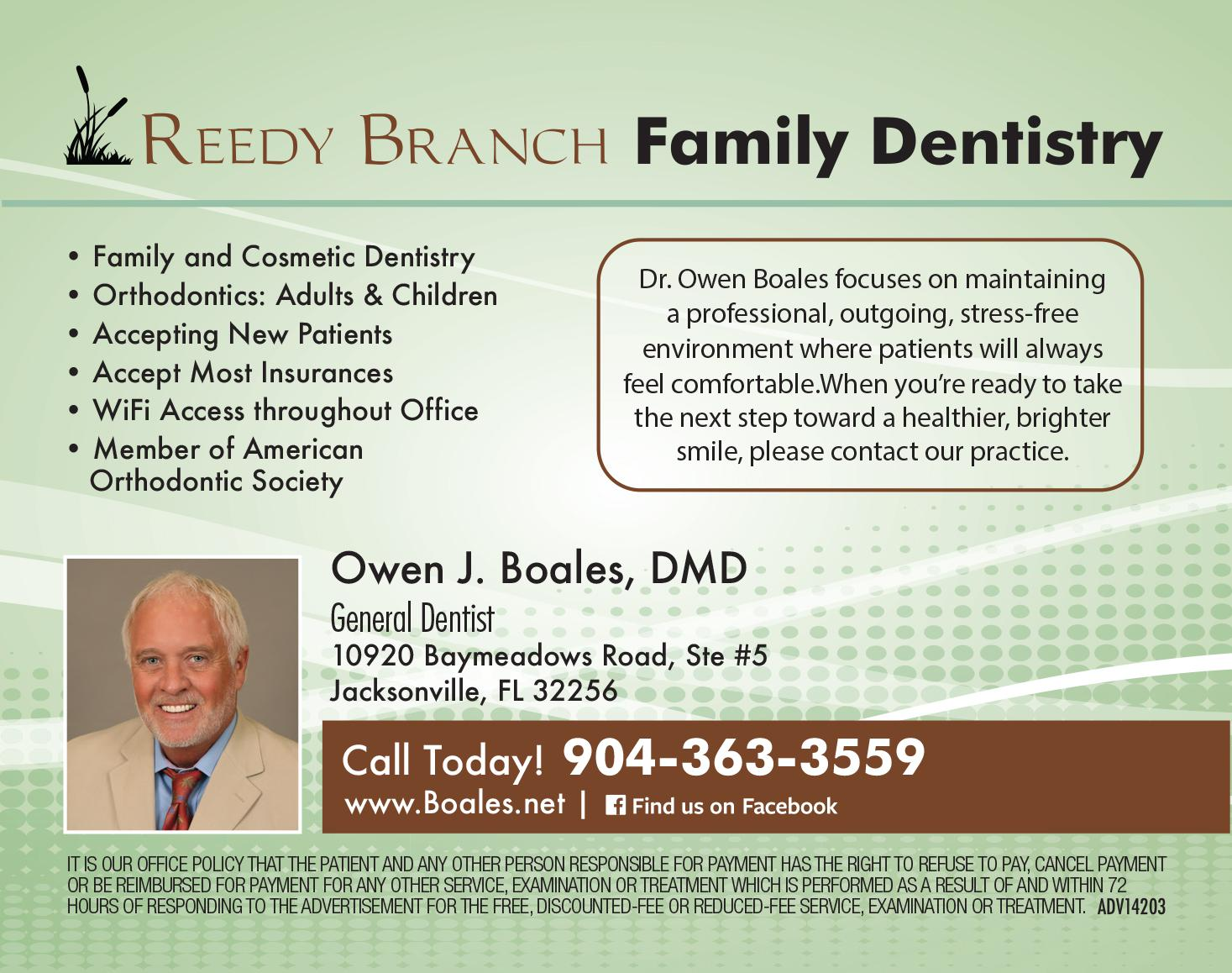 Reedy Branch Family Dentistry