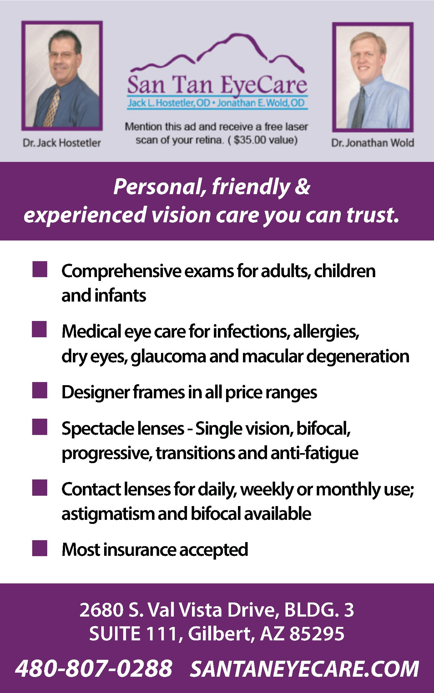 San Tan Eye Care