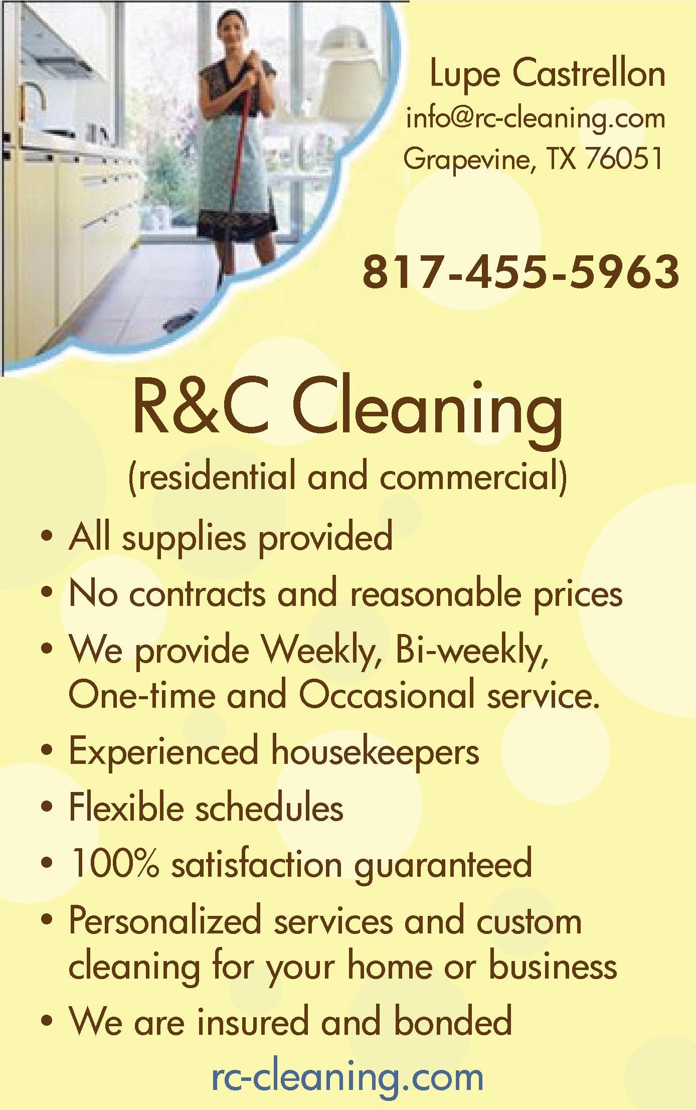 R&C C-Cleaning