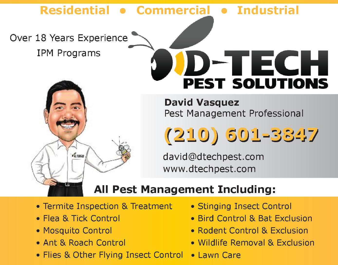 D-Tech Pest Solutions