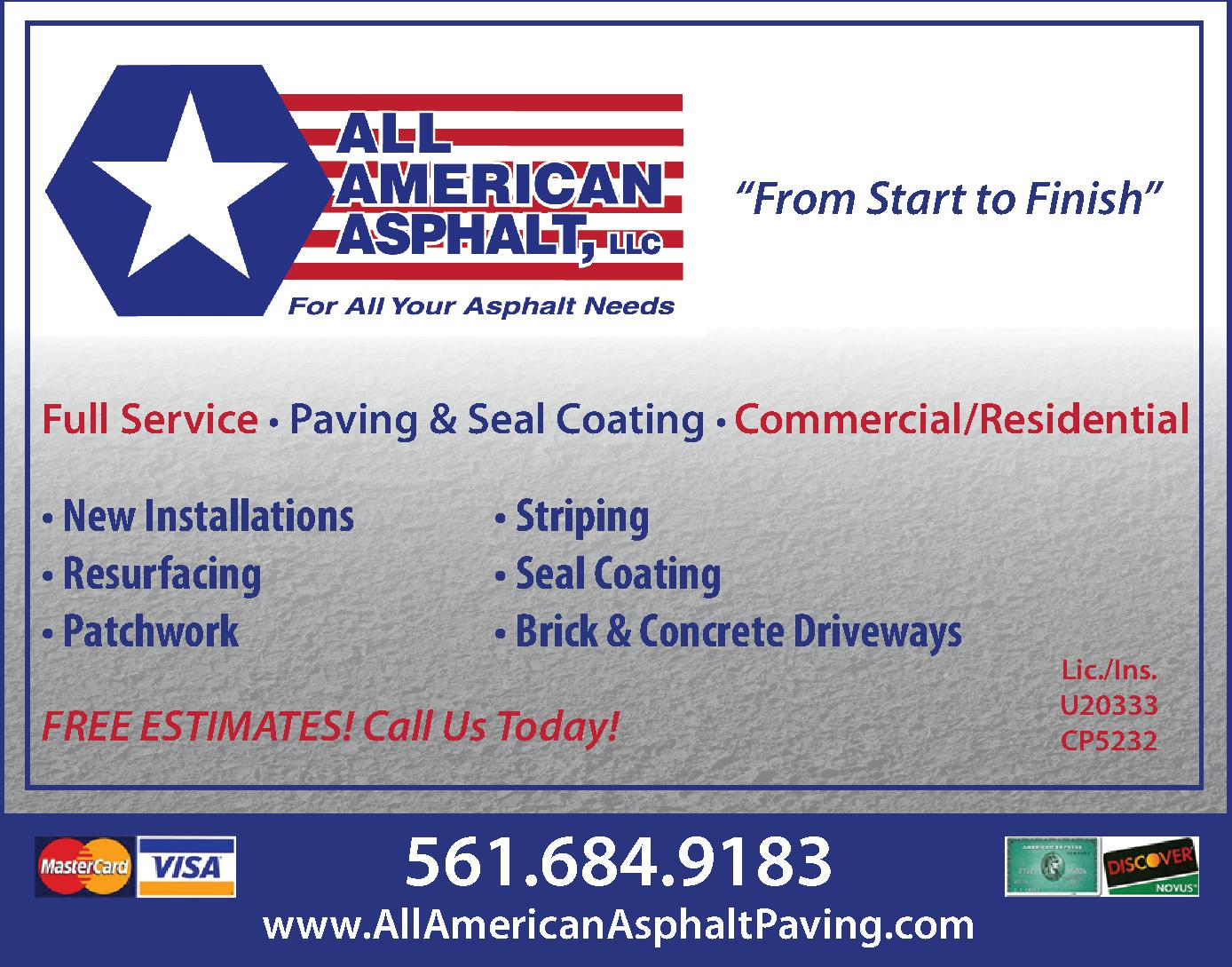 All American Asphalt, LLC