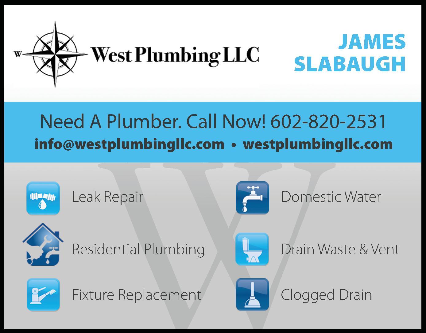 West Plumbing LLC