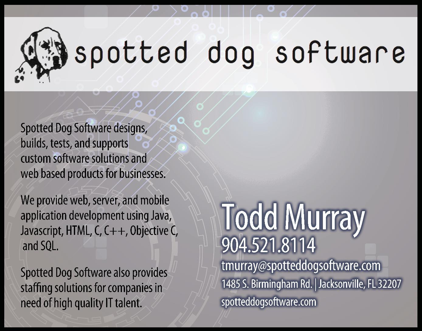 Spotted Dog Software