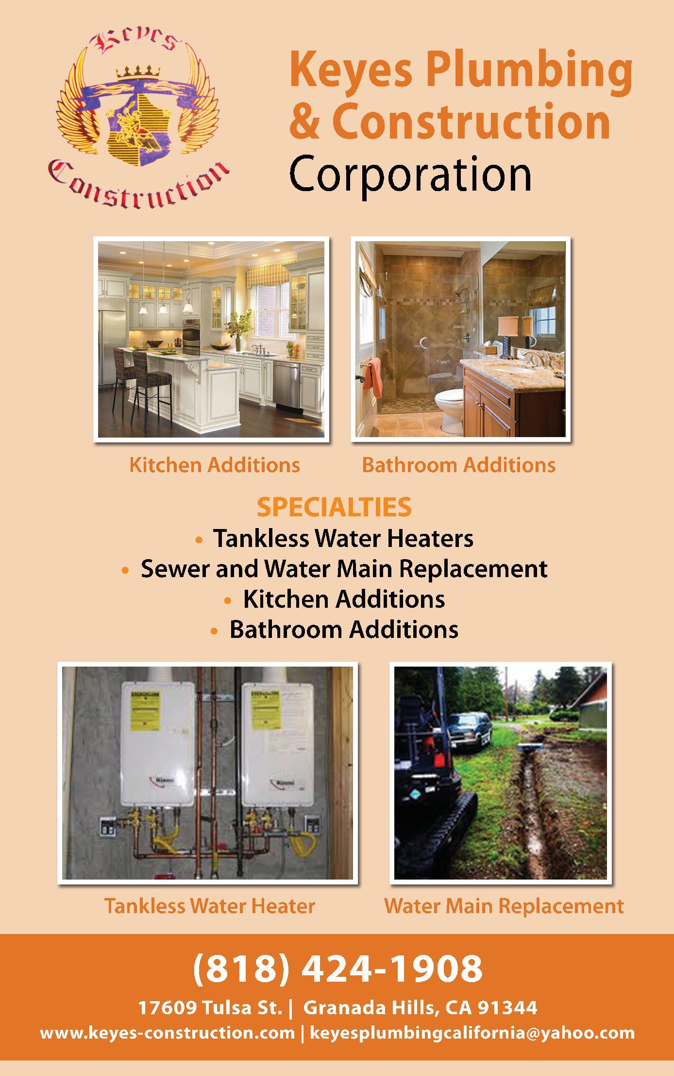 Keyes Plumbing & Construction