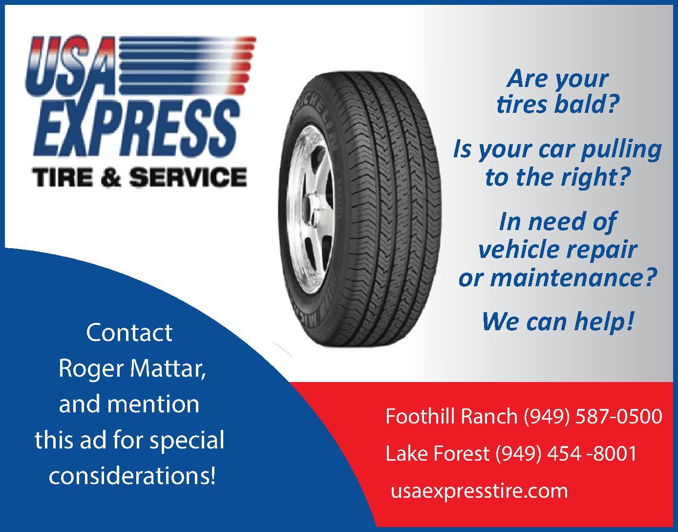 USA Express Tire & Service