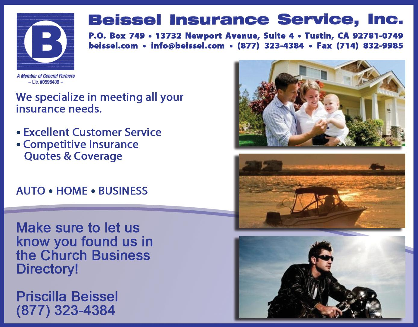 Beissel Insurance Services, Inc.