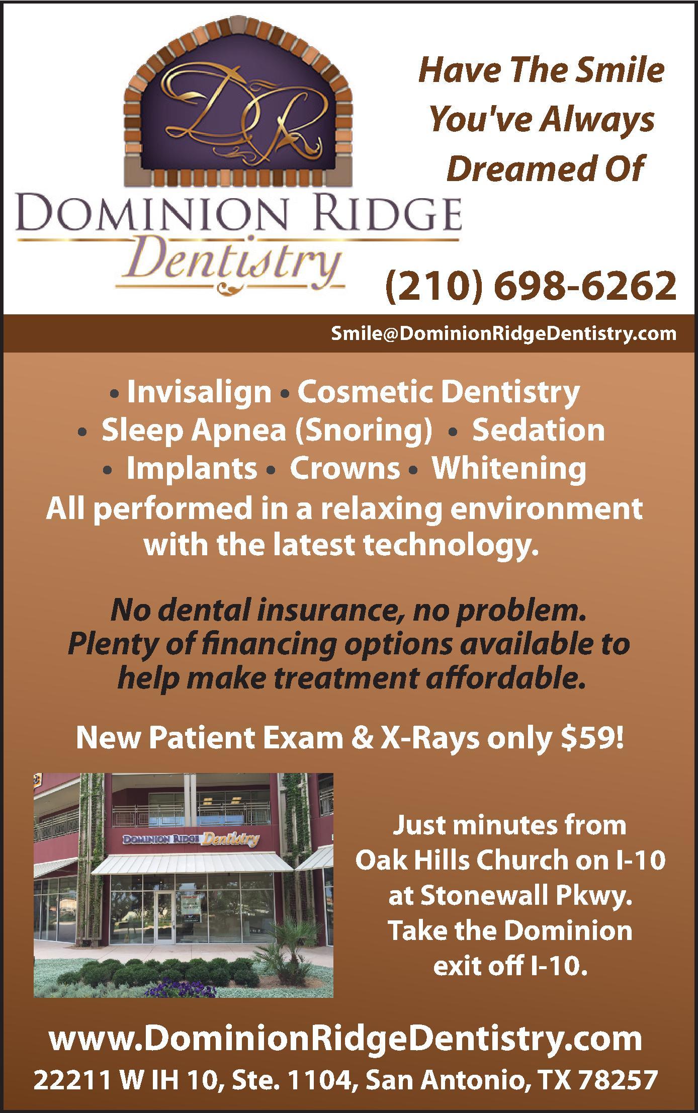 Dominion Ridge Dentistry