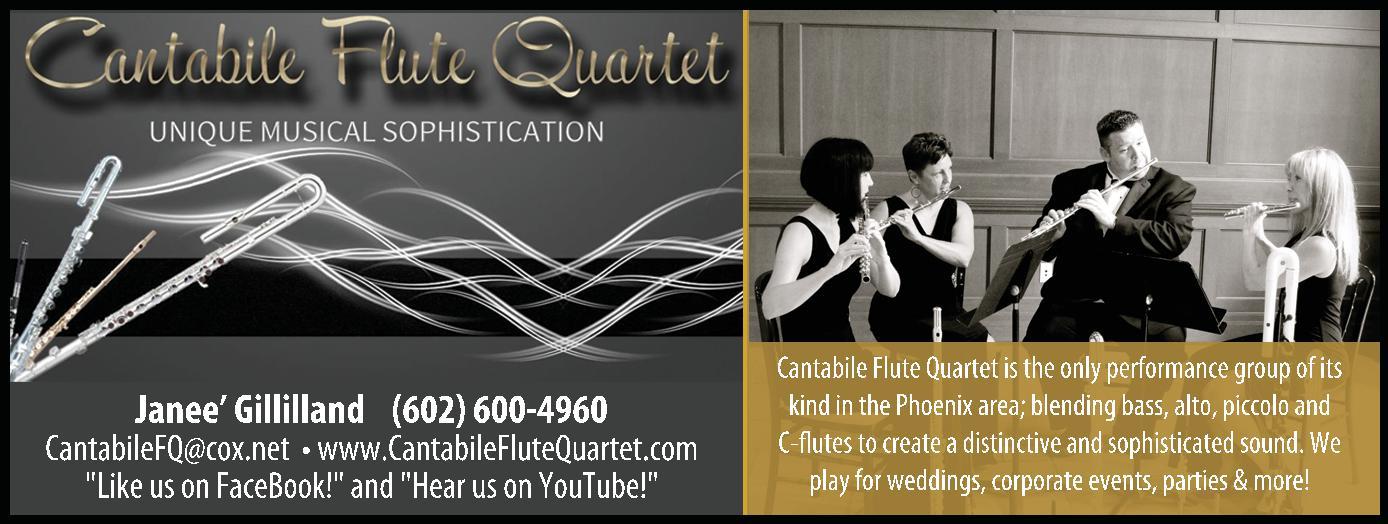Cantabile Flute Quartet
