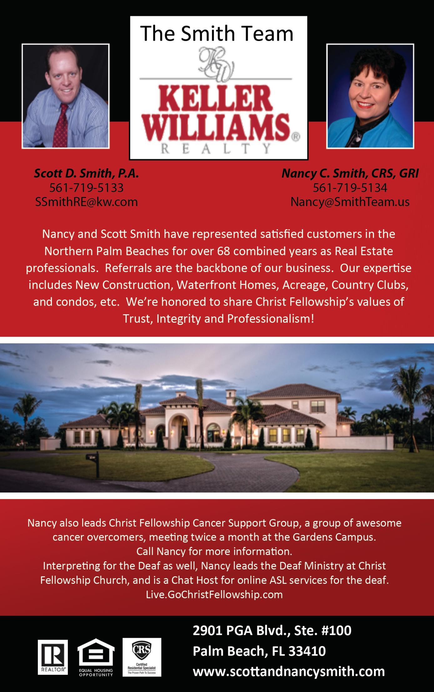 Keller Williams Realty - Smith