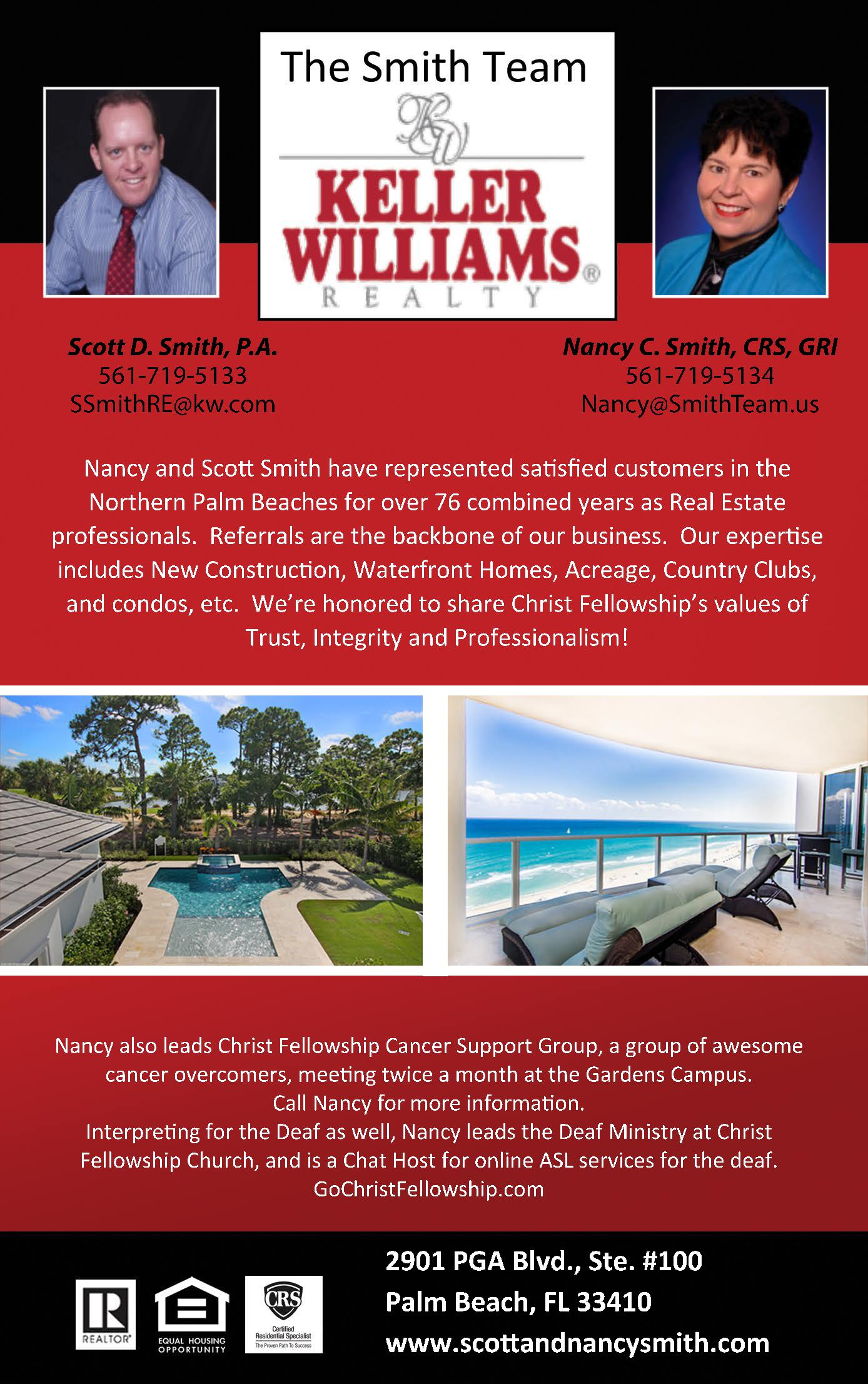 Keller Williams Realty - Smith