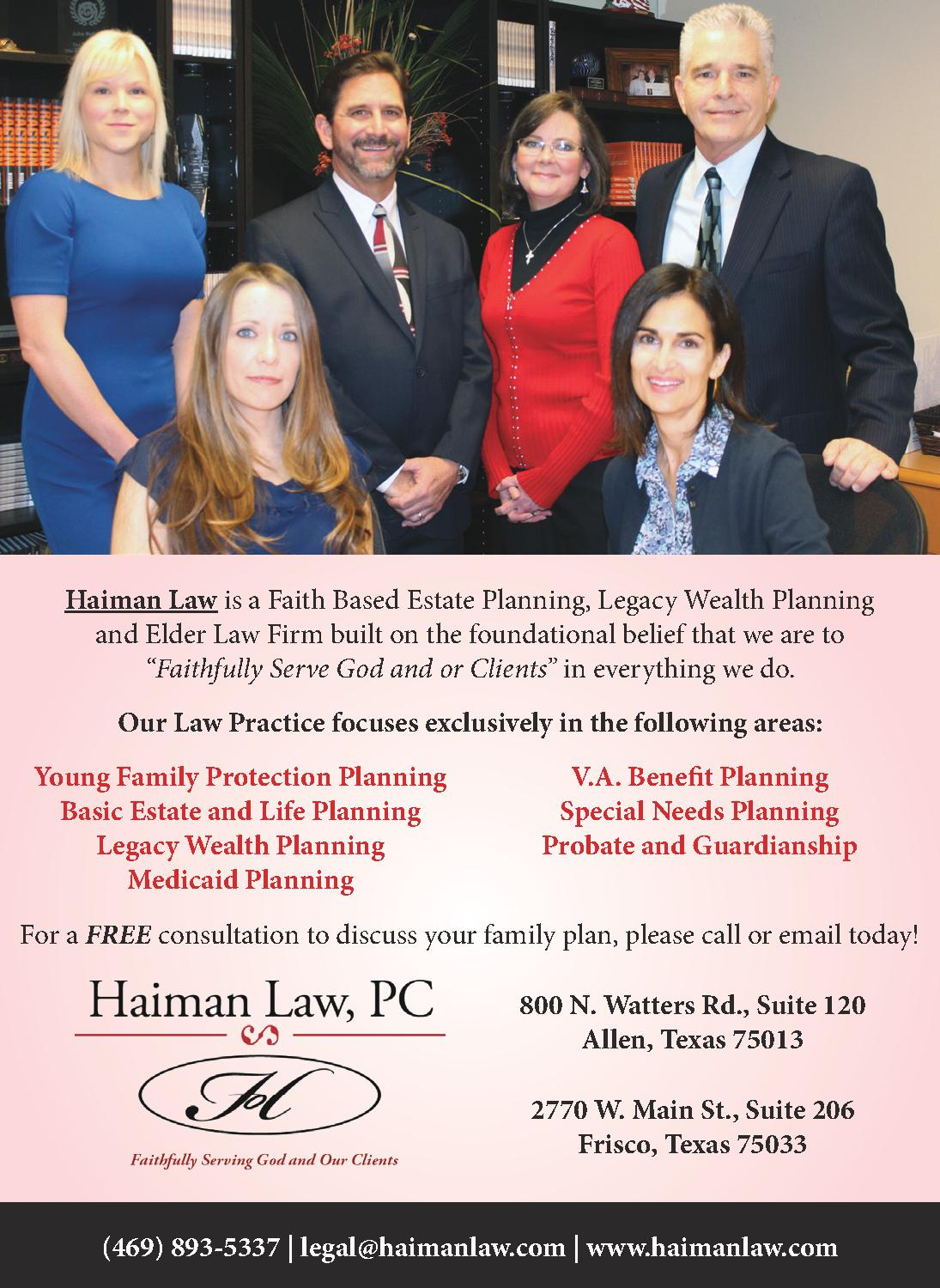 Haiman Law, PC