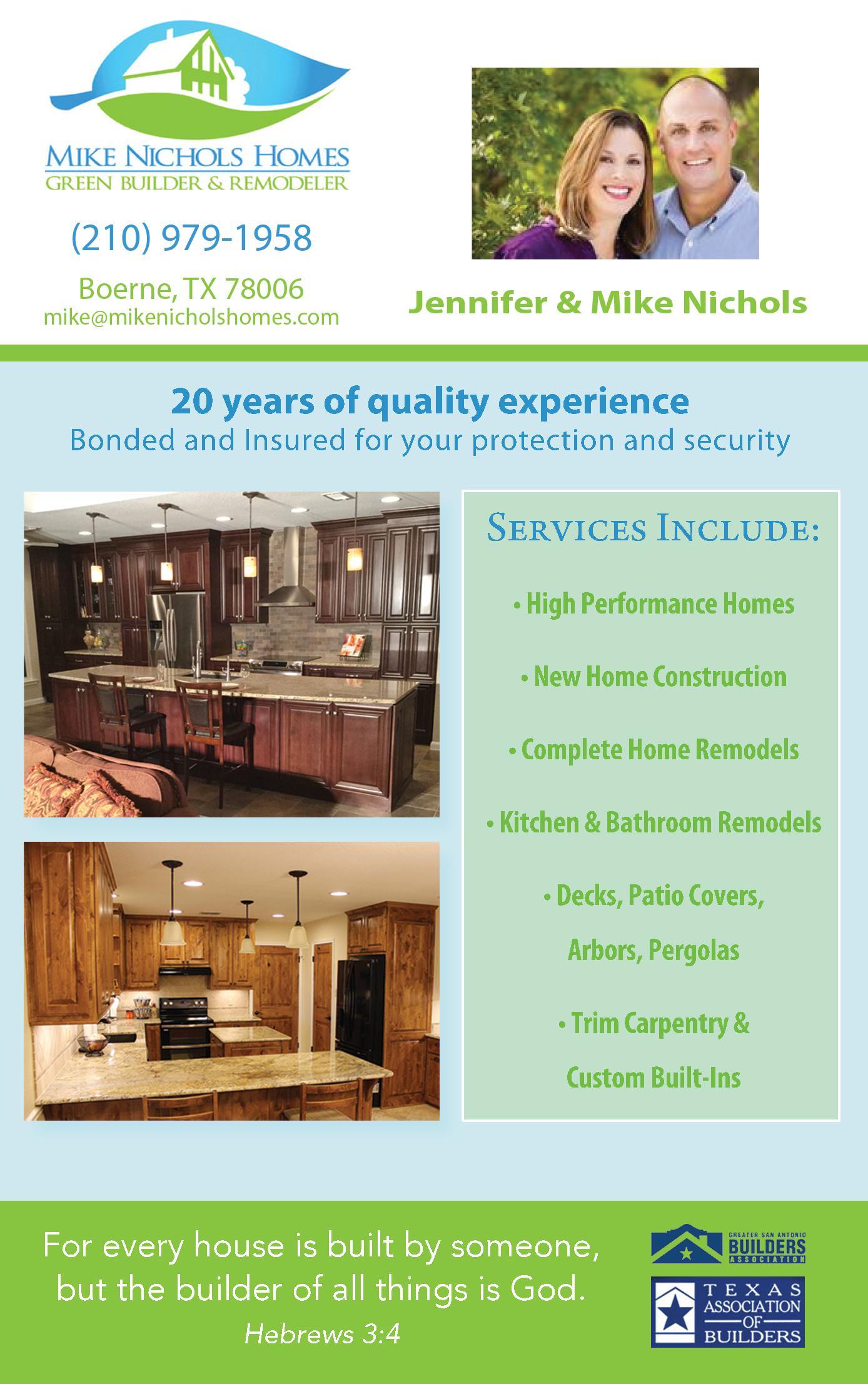 Mike Nichols Homes, LLC