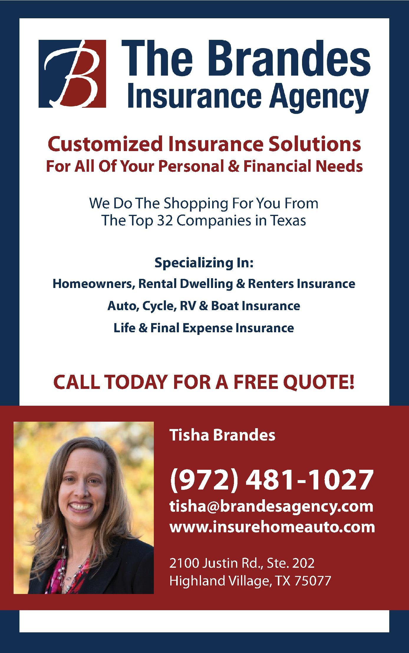Tisha Brandes Insurance Services, LLC