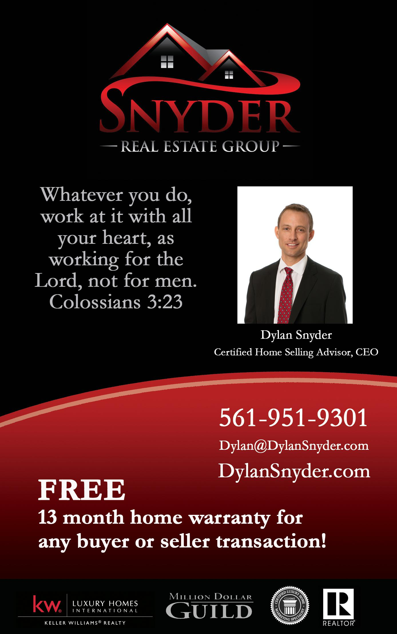The Snyder Group at Keller Williams