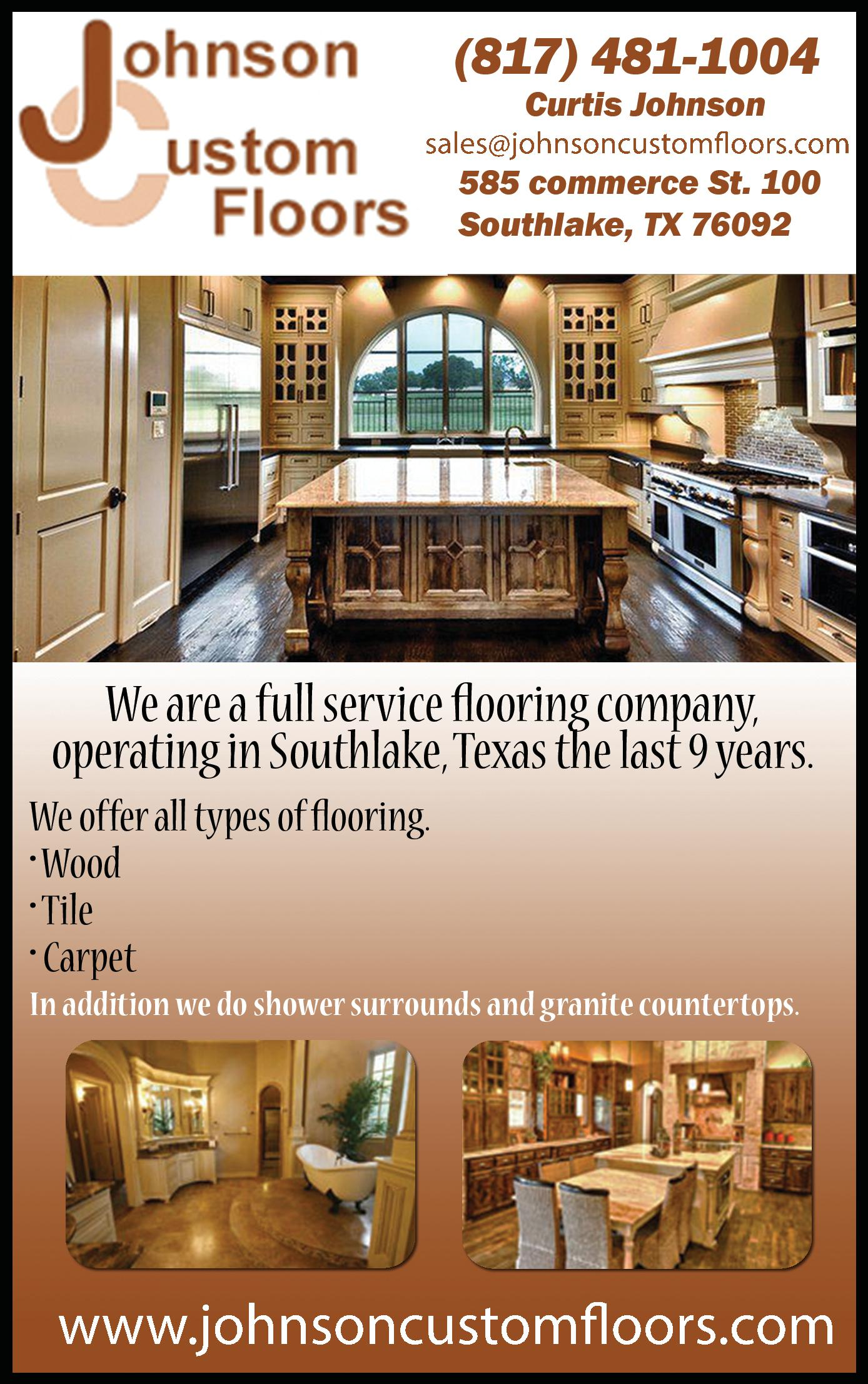 Johnson Custom Floors