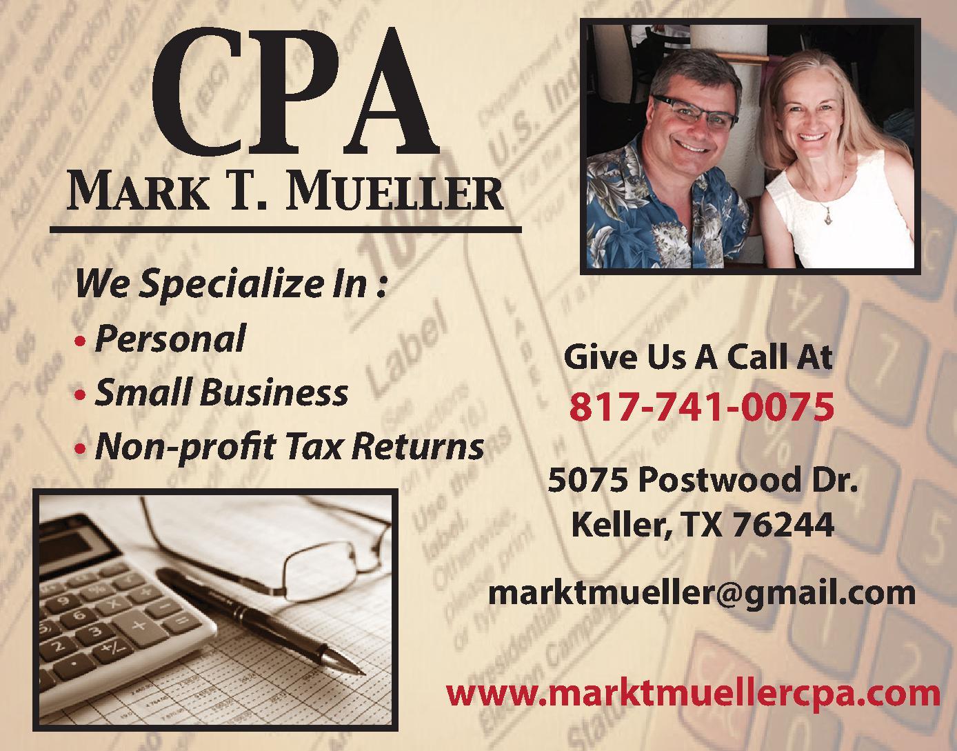 Mark T. Mueller CPA