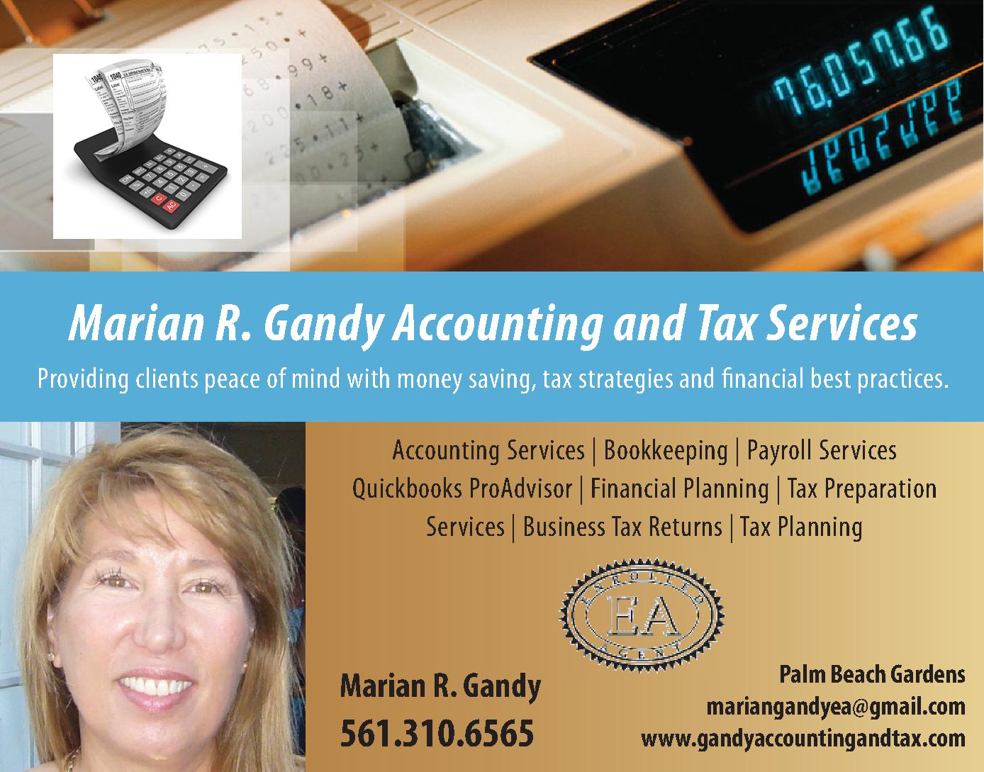 Gandy Accounting and Tax Consulting