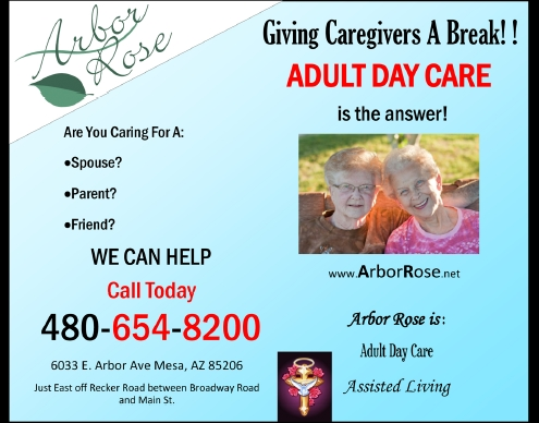 Arbor Rose Adult Day Care
