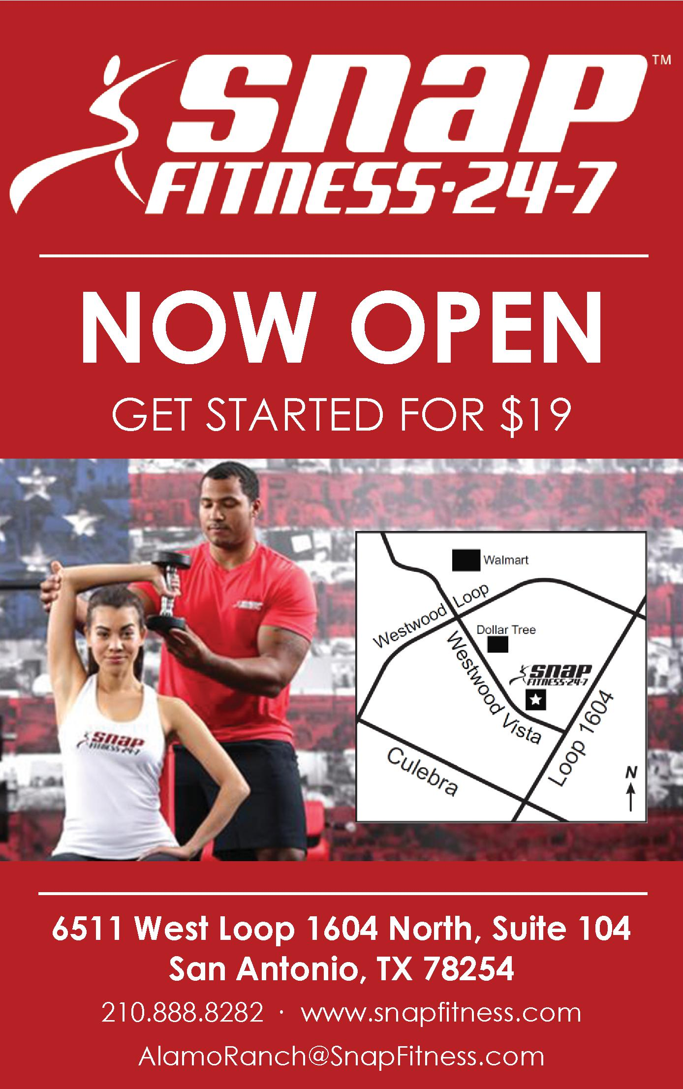 Snap Fitness - Alamo Ranch